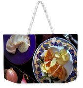 A Provence Luncheon Weekender Tote Bag