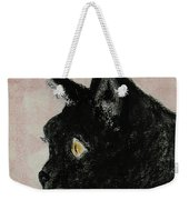 A Purrfect Vision Weekender Tote Bag
