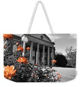 A Quaint Southern Town Weekender Tote Bag
