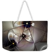 A Question Of Balance Weekender Tote Bag