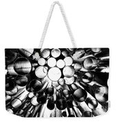 A Question Of Perspective 2 Sibelius Monument Weekender Tote Bag