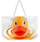 A Quick Dip Weekender Tote Bag