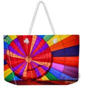 Temecula, Ca - A Rainbow Of Colors Weekender Tote Bag