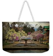 A Rainy Day In Magnolia Season Weekender Tote Bag