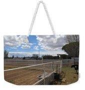 A Ranch Scene Weekender Tote Bag