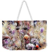 A Rather Thorny Subject Weekender Tote Bag
