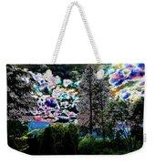 A Razzle Dazzle Sky Weekender Tote Bag