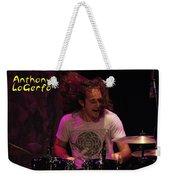 A Real Drummer Weekender Tote Bag