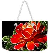 A Red Rose For You Weekender Tote Bag