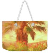 A Refreshing Change Of Scenery Weekender Tote Bag
