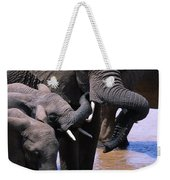 A Refreshing Moment Weekender Tote Bag
