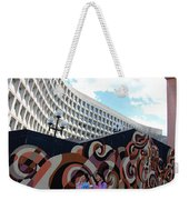 A Mural At L'enfant Plaza Weekender Tote Bag