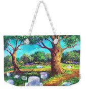A Remembrance Weekender Tote Bag