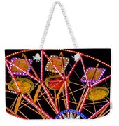 A Ride In The Carousel Weekender Tote Bag