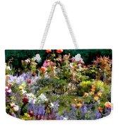 A Riot Of Roses Weekender Tote Bag