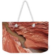 A River Runs Through It Weekender Tote Bag