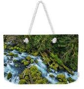 A River's Path Weekender Tote Bag