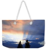A Riveting Sky Weekender Tote Bag