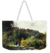 A Road In Louveciennes Weekender Tote Bag