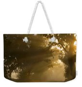 A Road Less Traveled Weekender Tote Bag by Mike  Dawson