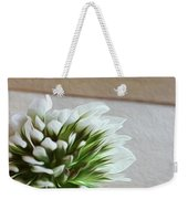 A Rock And A Soft Place Weekender Tote Bag
