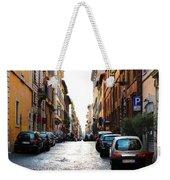 A Rome Street Weekender Tote Bag