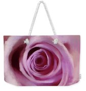 A Rose Abstract Weekender Tote Bag