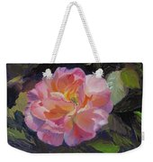 A Rose For Aunt Rosie Weekender Tote Bag