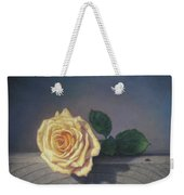 A Rose For The Little Lady Weekender Tote Bag
