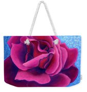 A Rose Is A Rose.. Weekender Tote Bag