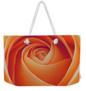 A Rose Like None Other Weekender Tote Bag