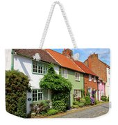A Row Of Cottages Weekender Tote Bag