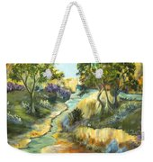 A Sandy Place To Rest Weekender Tote Bag