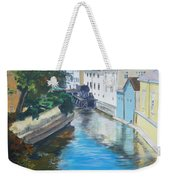 A Scene In Prague 2 Weekender Tote Bag
