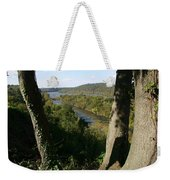 A Scenic View Of The Potomac River Weekender Tote Bag