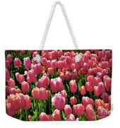 A Sea Of Coral Weekender Tote Bag