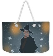 A Sea Witch's Blessed Yule Weekender Tote Bag
