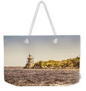 A Seashore Construction Weekender Tote Bag