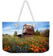 A Season For Everything Weekender Tote Bag