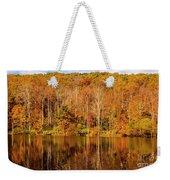 A Season Of Reflection Weekender Tote Bag