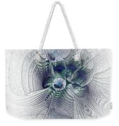 A Secret Sky - Fractal Art Weekender Tote Bag