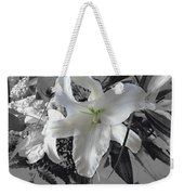A Sense Of Purity Weekender Tote Bag