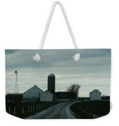 A Serene Evening Weekender Tote Bag