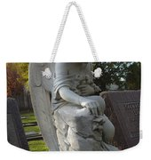 A Shadow Cast Over Thee Weekender Tote Bag