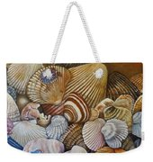 A Shell Of A Good Time Weekender Tote Bag