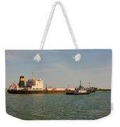 A Ships Guide Weekender Tote Bag