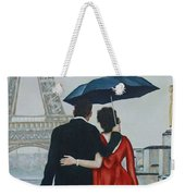 A Shower At The Trocadero Weekender Tote Bag