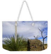 A Shrine In The Desert Weekender Tote Bag