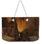A Side Canyon, Grand Canyon Of Arizona Weekender Tote Bag