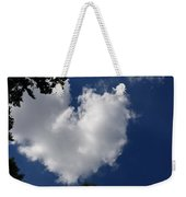 A Sign You Are Loved Weekender Tote Bag